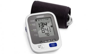 omron 3 series blood pressure monitor manual