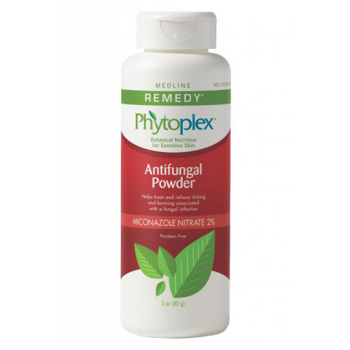 Medline Remedy Phytoplex Antifungal Powder - Botanical Nutrition