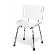 Guardian Basic Shower Chair with Back