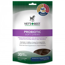 Vet's Best Probiotic Digestive Soft Chews