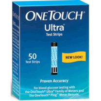 Onetouch Ultra Fastdraw Design Test Strips