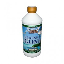 Buried Treasure Stress B Gone With Kava Kava Whole Food Complex Dietary Supplement