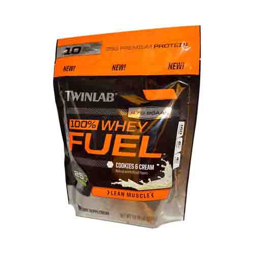 100 Percent Whey Fuel Protein Powder