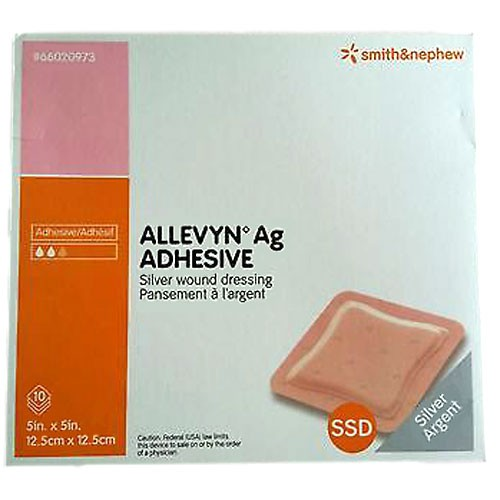 Smith and Nephew Allevyn 66020973 Ag Adhesive
