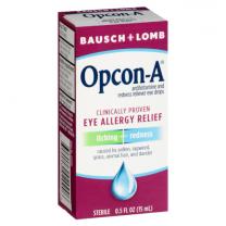 Opcon-A Allergy Relief Eye Drops