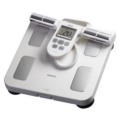 Omron Full Body Sensor Body Composition Monitor With Scale