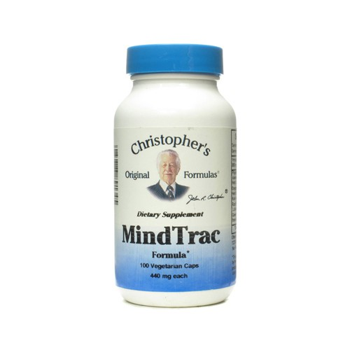 Dr Christophers Formulas Mindtrac Dietary Supplement
