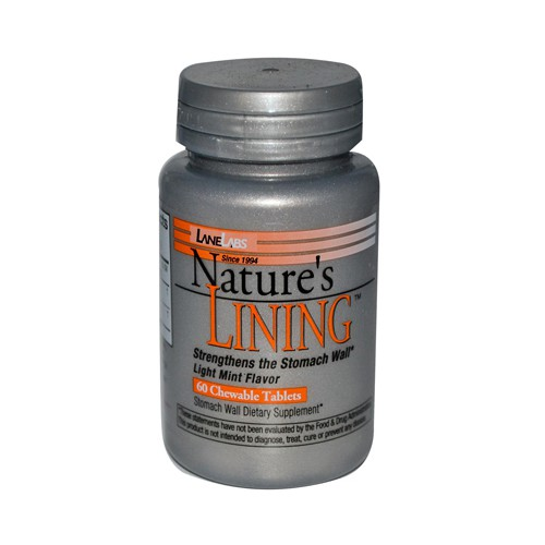 Lane Labs Natures Lining Heartburn Relief