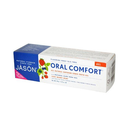 Jason Natural Products Very Berry Mint Oral Comfort Gel