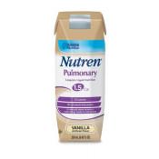 NUTREN Pulmonary 1.5 Cal Vanilla Complete Liquid Nutrition