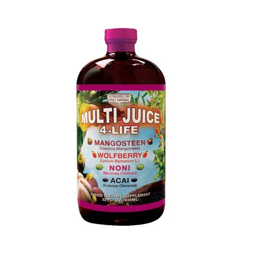 Only Natural Multi Juice Antioxidant