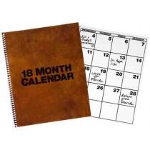 Low Vision 18-Month Desk Calendar