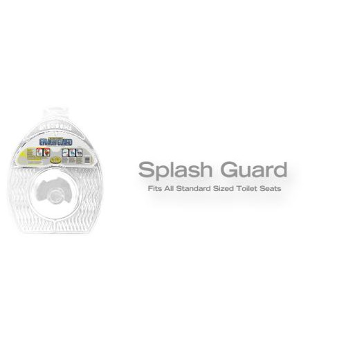 Big John Plunger Splash Guard