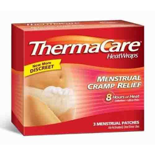 ThermaCare Wrap, Menstural Cramp Relief