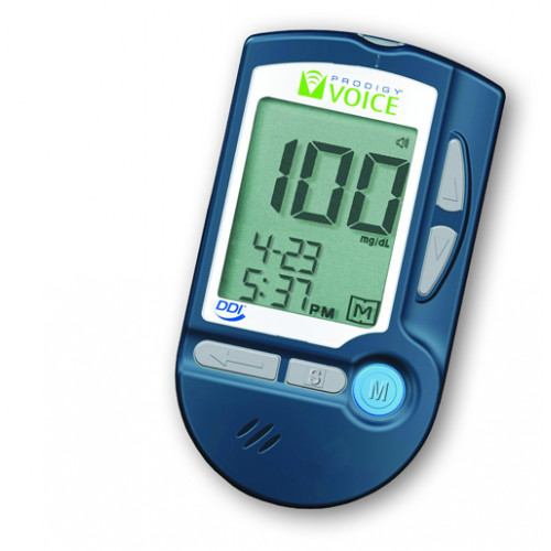 Prodigy Voice Blood Glucose Monitoring System