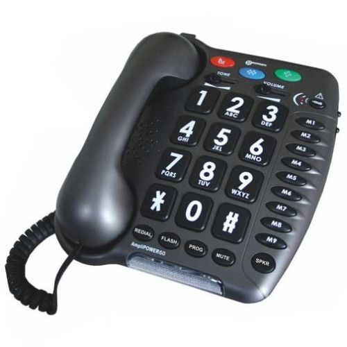 Geemarc AmpliPOWER60 Amplified Phone