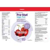 Pro Stat Sugar Free Liquid Protein Wild Cherry Punch - 30 oz