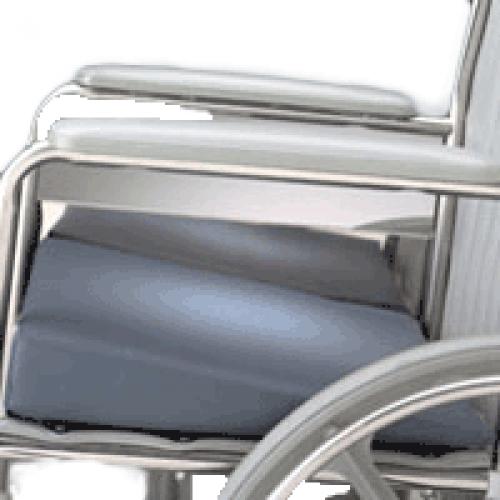Deluxe Gel Wedge Foam Wheelchair Cushion