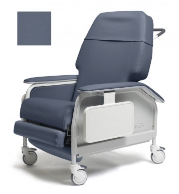 lumex extra wide clinical care geri chair recliner a50