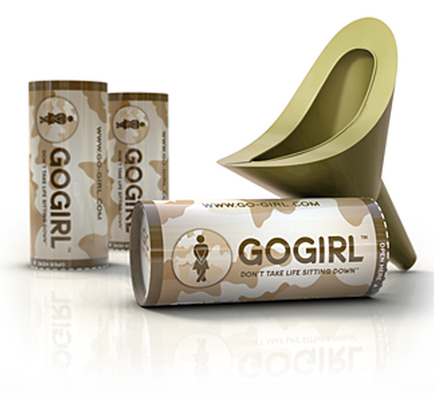Go girl female urinal