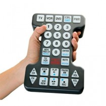 Large Button Universal Remote Control
