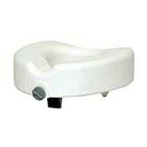 ProBasics Clamp-On Raised Toilet Seat