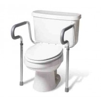 Medline Toilet Safety Rails G30300H