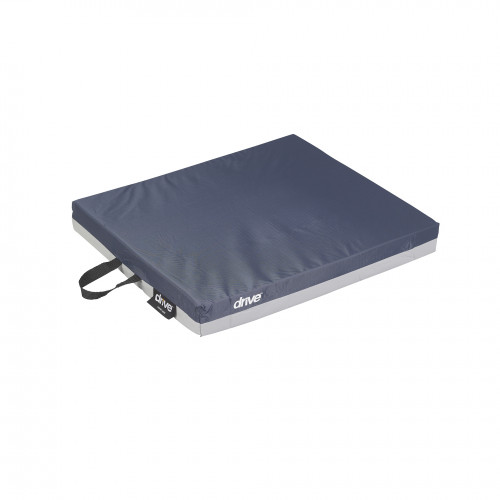 GEL Wheelchair Seat Cushion 2 Inch Deluxe SKIN PROTECTION by Drive