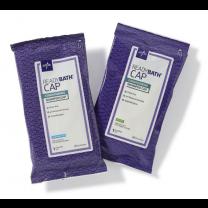 Medline ReadyBath Rinse-Free Shampoo & Conditioning Caps, 30 Count