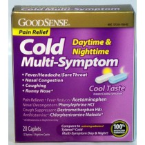 GoodSense Cold Relief
