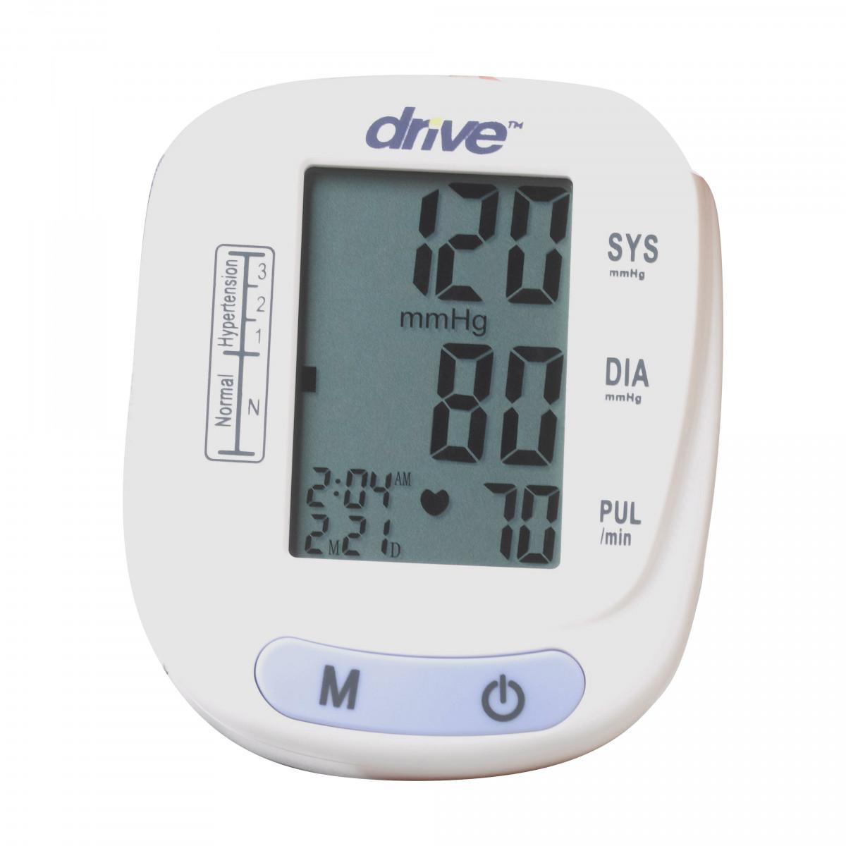 automatic blood pressure monitor wrist model c59