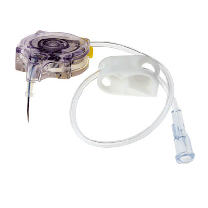 Huber Smart Safety Needle Extension for Implanted Ports
