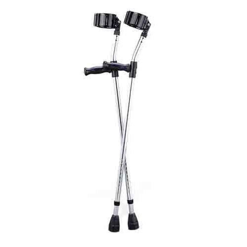 Medline Guardian Forearm Crutches