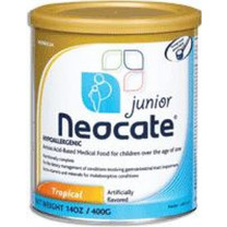 Neocate Junior Tropical Fruit - 400 gm