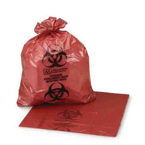 ULTRA-TUFF Infectious Waste Bag by Medi-Pak