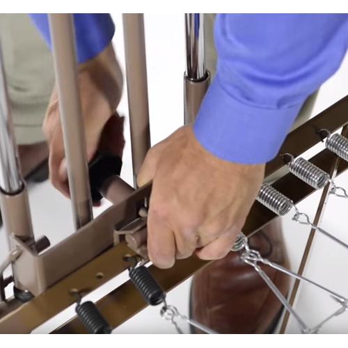 probasics bed rail half length clamp on 198