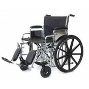 ProBasics Dual Release Walker with Wheels