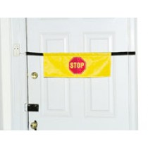 Door Alarm with Banner