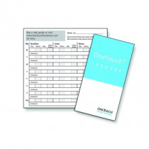 LifeScan Logbook Diabetic