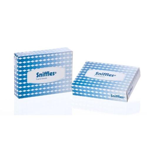 Sniffles Facial Tissue