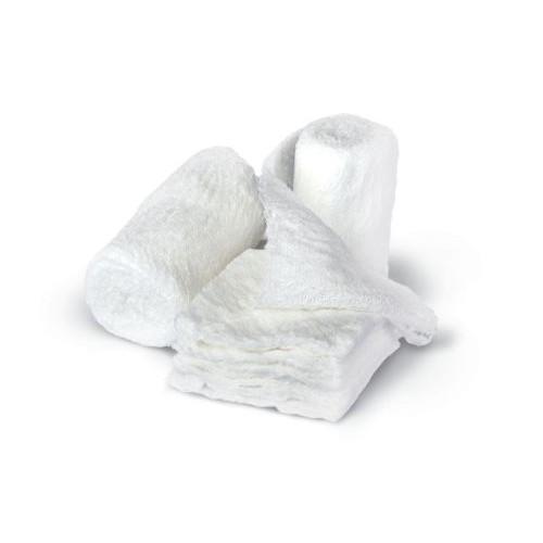 Bulkee II NON25865 Cotton Gauze Bandage 4.5 Inch x 4.1 Yards 6 Ply Sterile