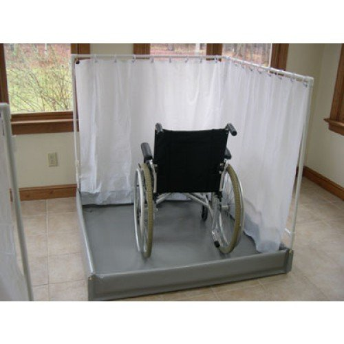 LiteShower Bariatric Portable Shower