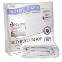 The Bed Bug Proof Box Spring Plus Encasement