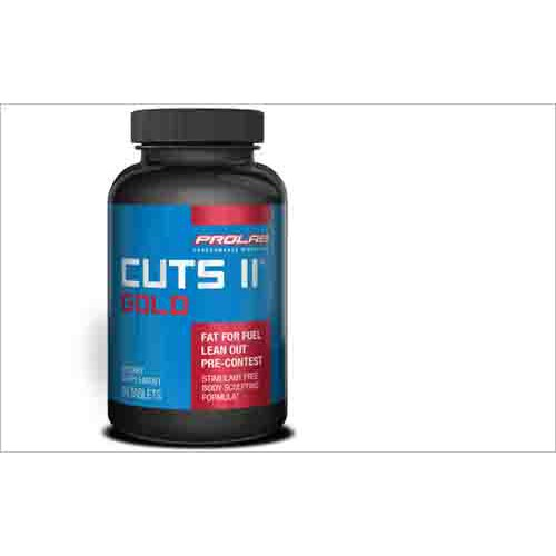 Cuts II Gold Muscle Building Supplement