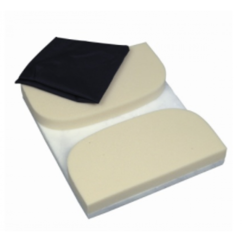 DMI Coccyx Cushion - Dual Padded - 513-7944-2400