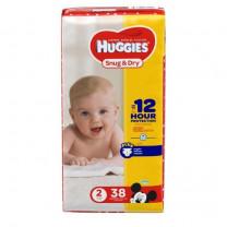 Huggies Snug & Dry Diapers by Kimberly Clark