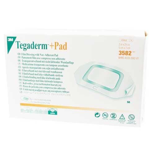 3M Tegaderm +Pad