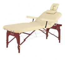 SpaMaster 3 Section Tilt Portable Massage Table