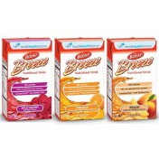 BOOST BREEZE Fruit Nutritional Drinks Variety Pack - 8 oz