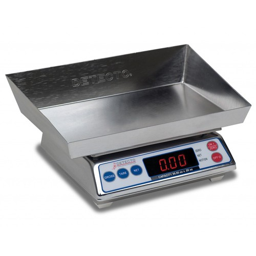 Detecto AP4KD Wet Diaper Digital Scale